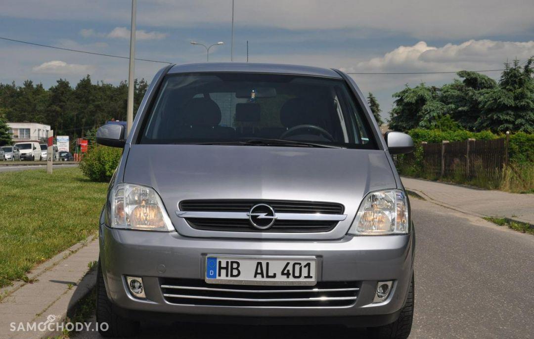 Opel Meriva 1.6 BENZ 101 KM ! Klimatyzacja, Automat, ALU ! 22