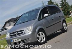 z miasta starogard gdański Opel Meriva 1.6 BENZ 101 KM ! Klimatyzacja, Automat, ALU !