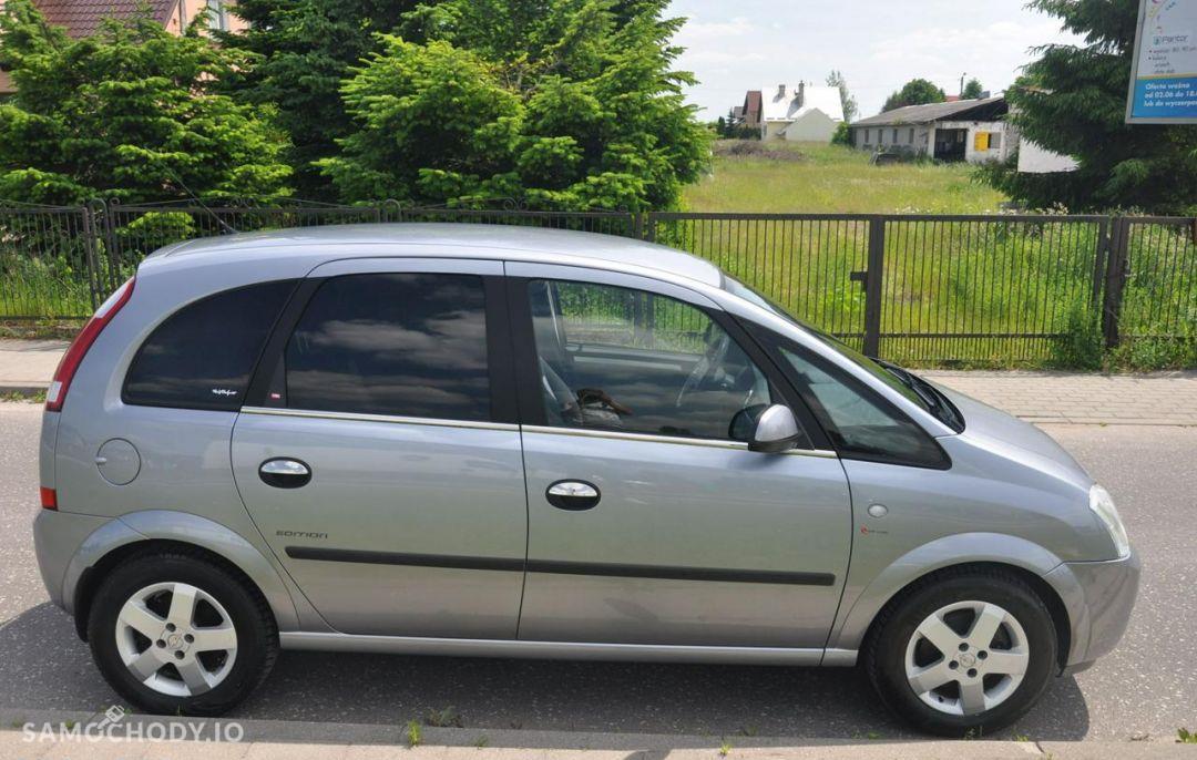 Opel Meriva 1.6 BENZ 101 KM ! Klimatyzacja, Automat, ALU ! 16