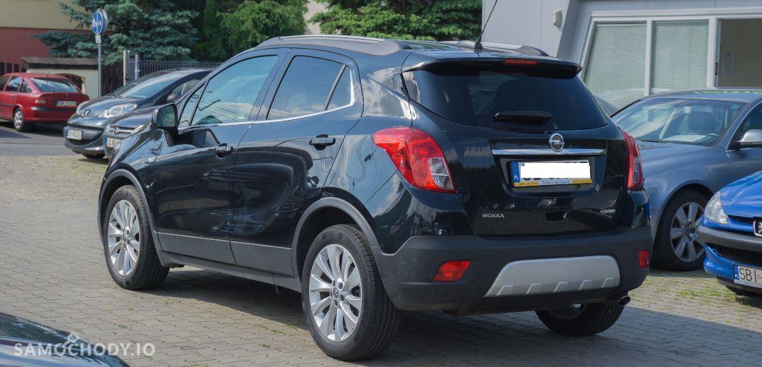 Opel Mokka Salon Pl Cosmo 1.4 140KM 9000Km 4