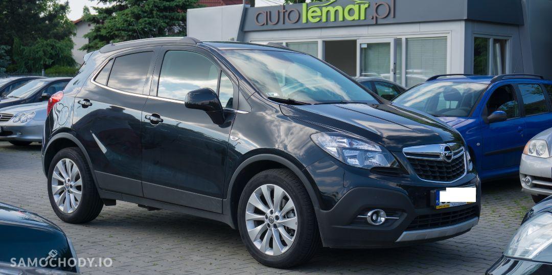 Opel Mokka Salon Pl Cosmo 1.4 140KM 9000Km 1