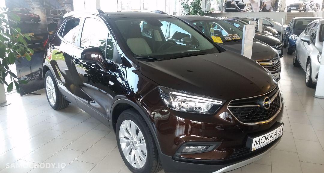 Opel Mokka Mokka X Elite 1.4 140KM Espresso 4