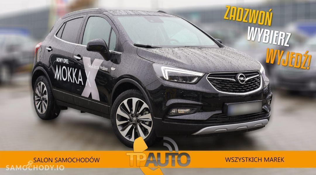 Opel Mokka Enjoy / Alufelgi 17 / Halogeny / Światła LED / Elektryczne Szyby Tył 1