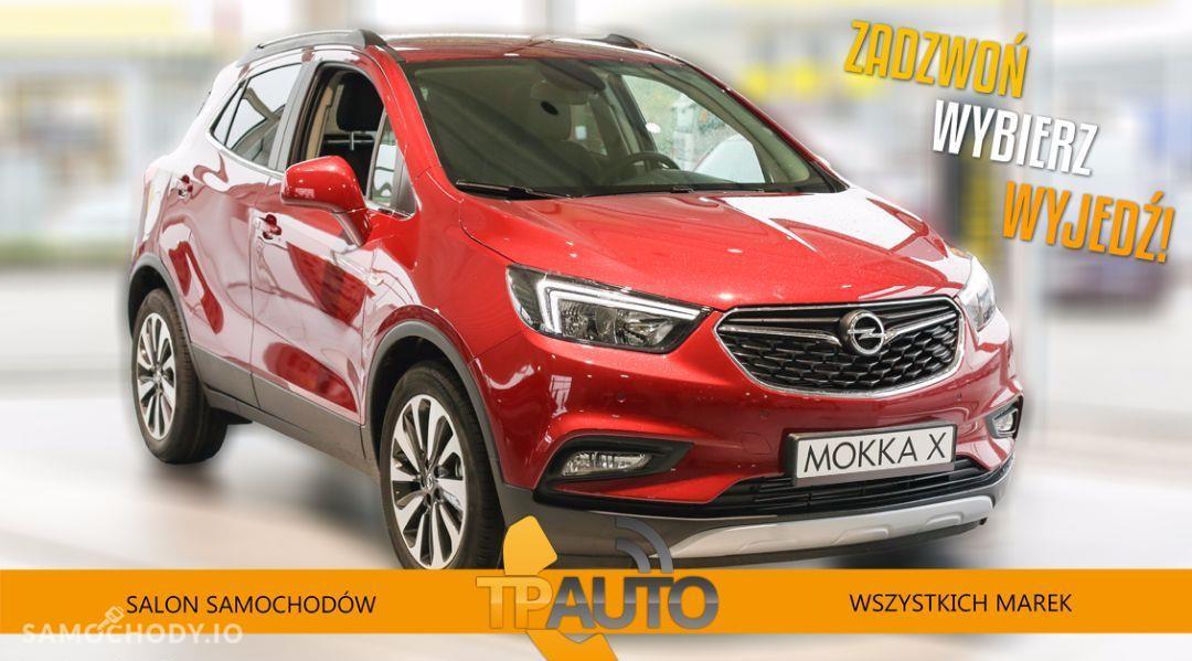 Opel Mokka Essentia / Światła LED / Klimatyzacja / Tempomat / Relingi / Alarm 1