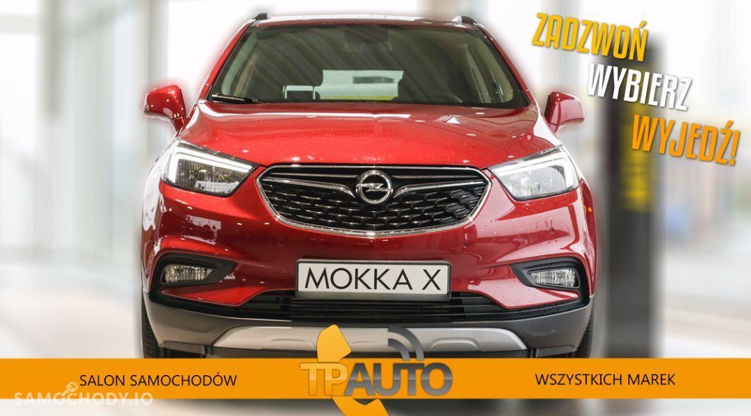 Opel Mokka Essentia / Światła LED / Klimatyzacja / Tempomat / Relingi / Alarm 2