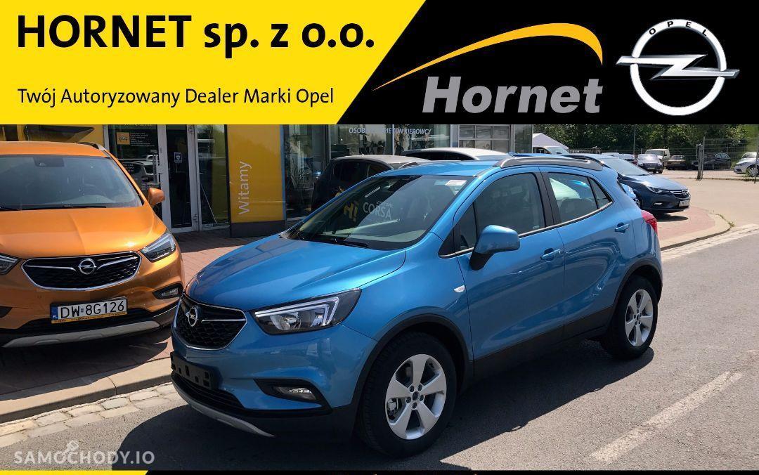 Opel Mokka Enjoy 1.6 115KM. Nowy 2017! 1