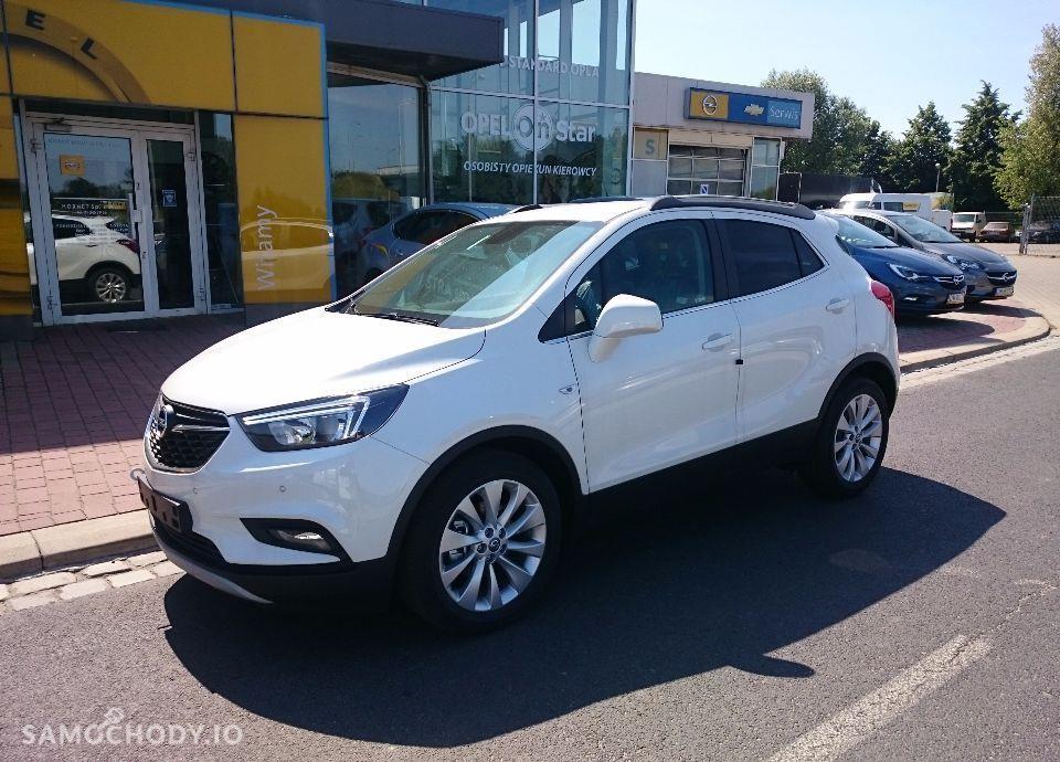 Opel Mokka X Elite 1.6 115KM. Wyprzedaż rocznika w ASO! 2