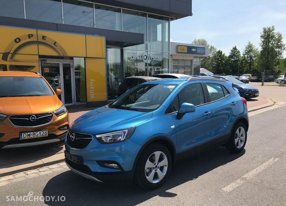 Opel Mokka Enjoy 1.6 115KM. Nowy 2017! 2