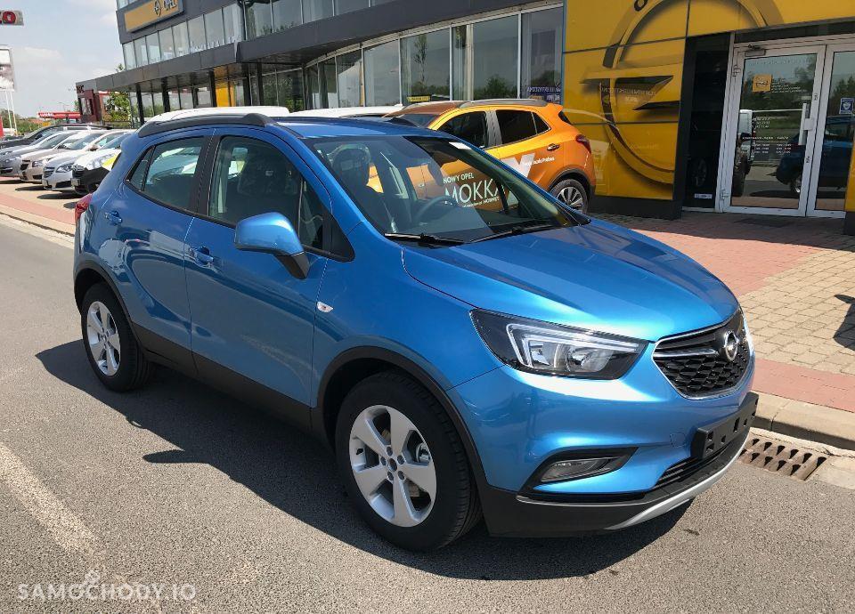 Opel Mokka Enjoy 1.6 115KM. Nowy 2017! 4