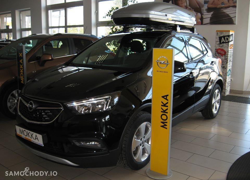Opel Mokka X ENJOY 1.6 115 KM , nowy 2017 1