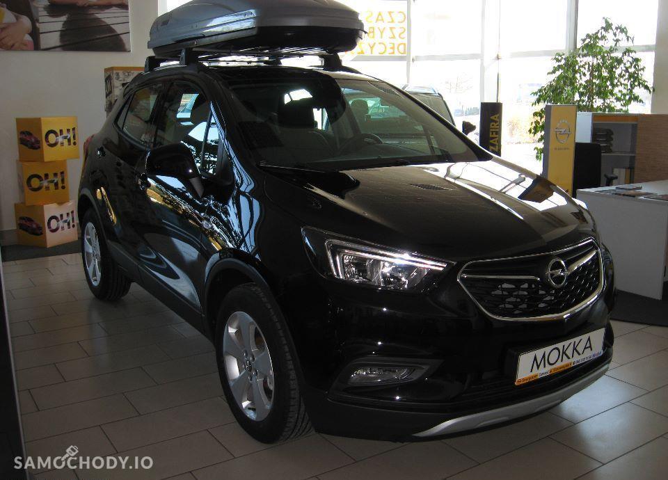 Opel Mokka X ENJOY 1.6 115 KM , nowy 2017 2