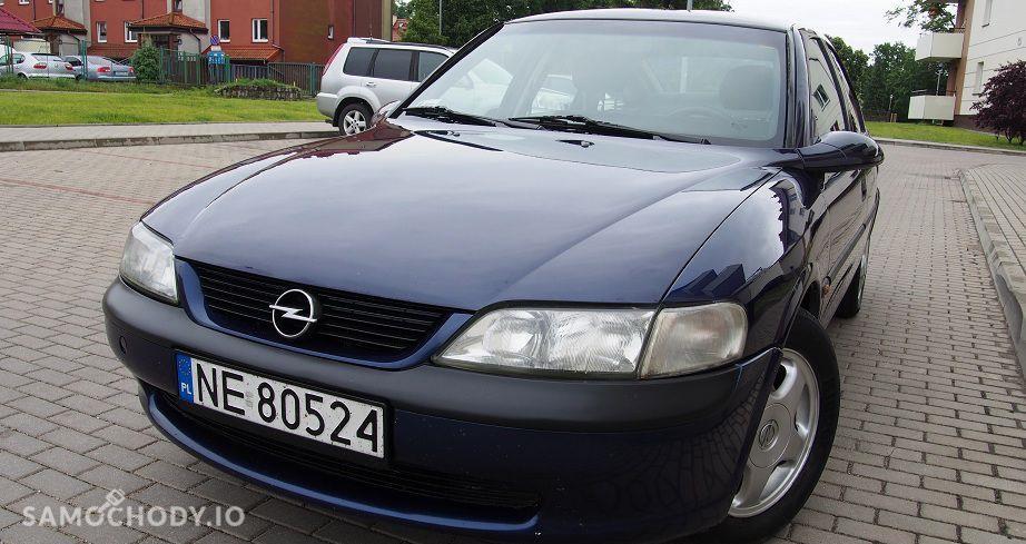 Opel Vectra zadbane wnetrze ,klimatyzacja alufelgi,hak,nowy rozrzad 2