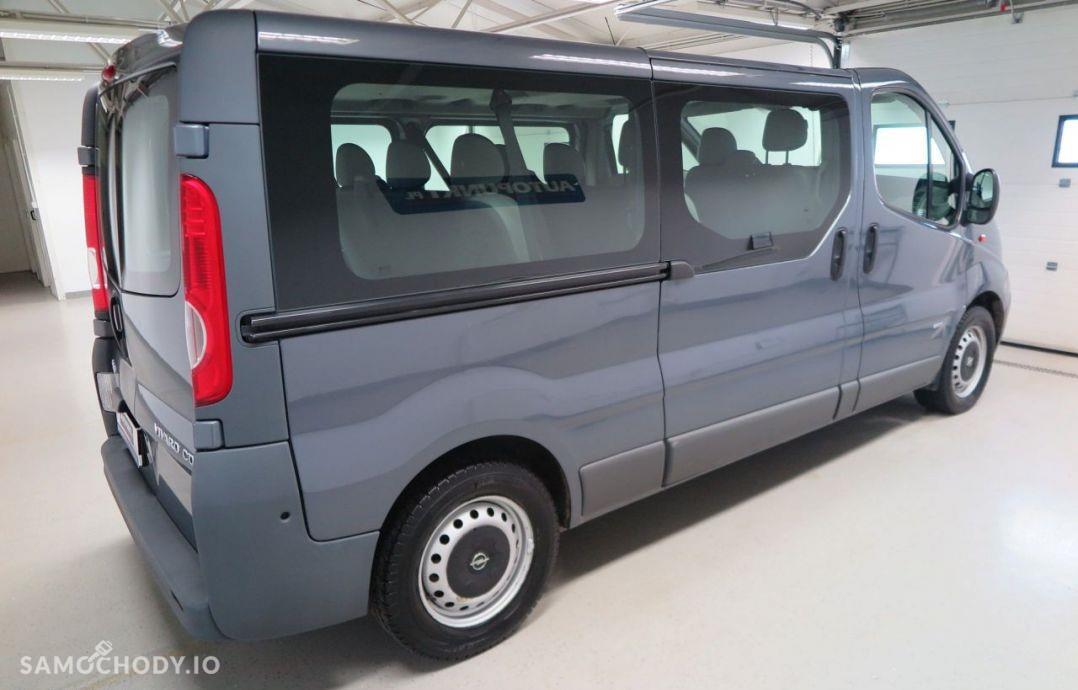 Opel Vivaro 2.0 CDTI 115 KM 2900 kombi EDITION L2H1 9-os. 7