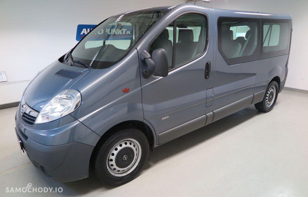 Opel Vivaro 2.0 CDTI 115 KM 2900 kombi EDITION L2H1 9-os. 1