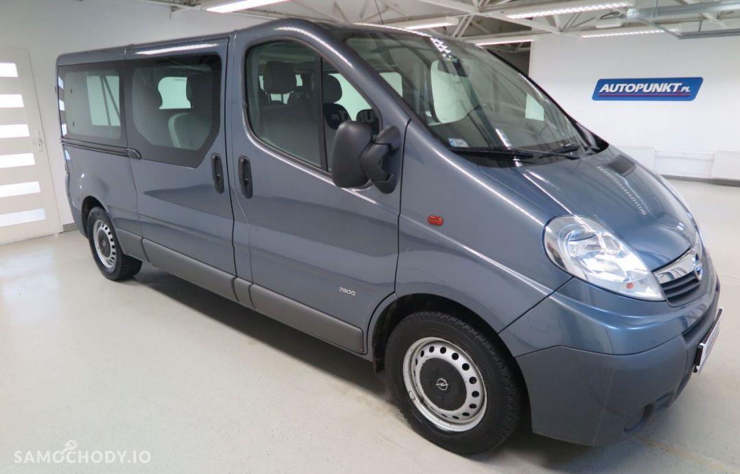 Opel Vivaro 2.0 CDTI 115 KM 2900 kombi EDITION L2H1 9-os. 2