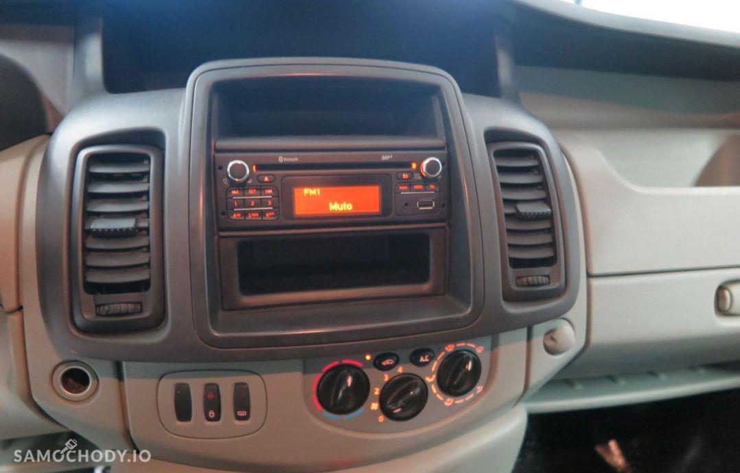 Opel Vivaro 2.0 CDTI 115 KM 2900 kombi EDITION L2H1 9-os. 22