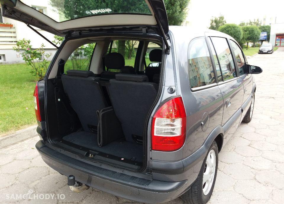 Opel Zafira 100% oryginał 4