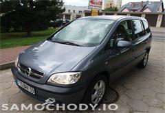 opel z województwa lubelskie Opel Zafira 100% oryginał