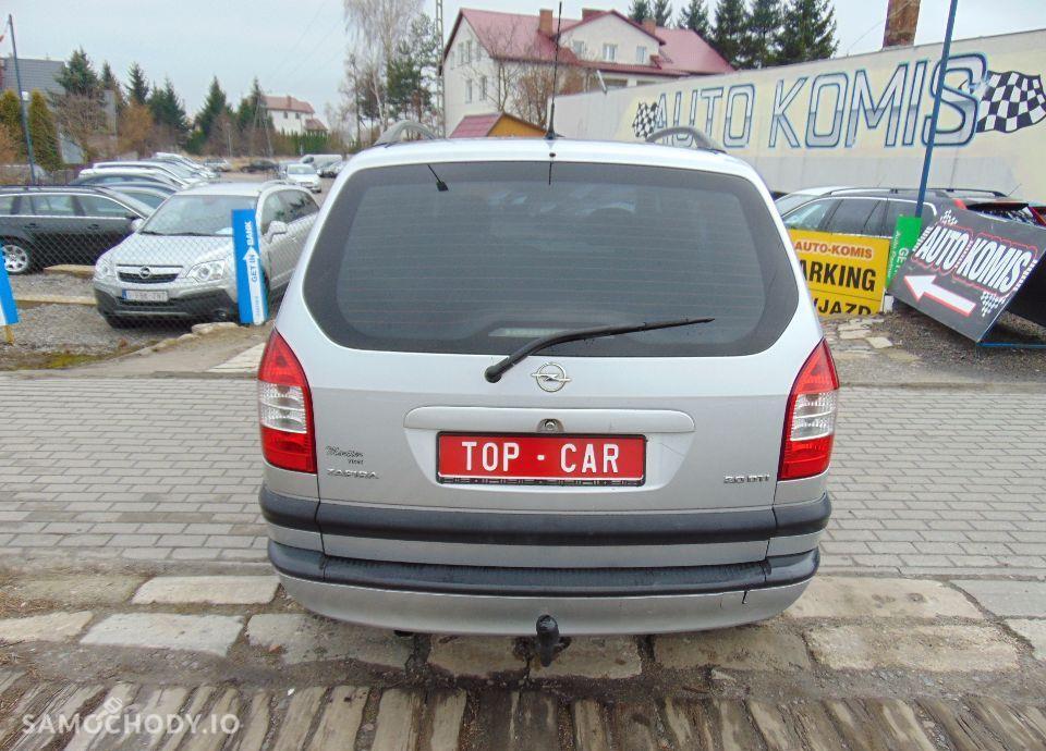 Opel Zafira 2.0 Diesel 7 foteli klima zadbany LIFT 11