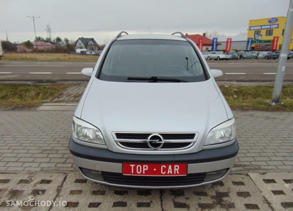 Opel Zafira 2.0 Diesel 7 foteli klima zadbany LIFT 2