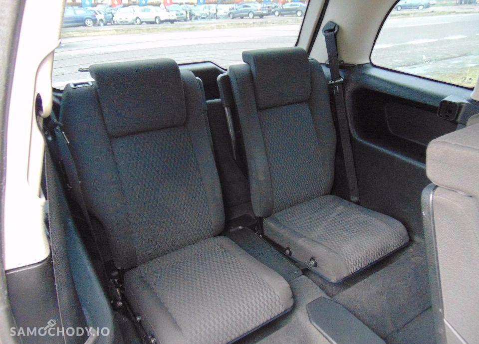 Opel Zafira 2.0 Diesel 7 foteli klima zadbany LIFT 37