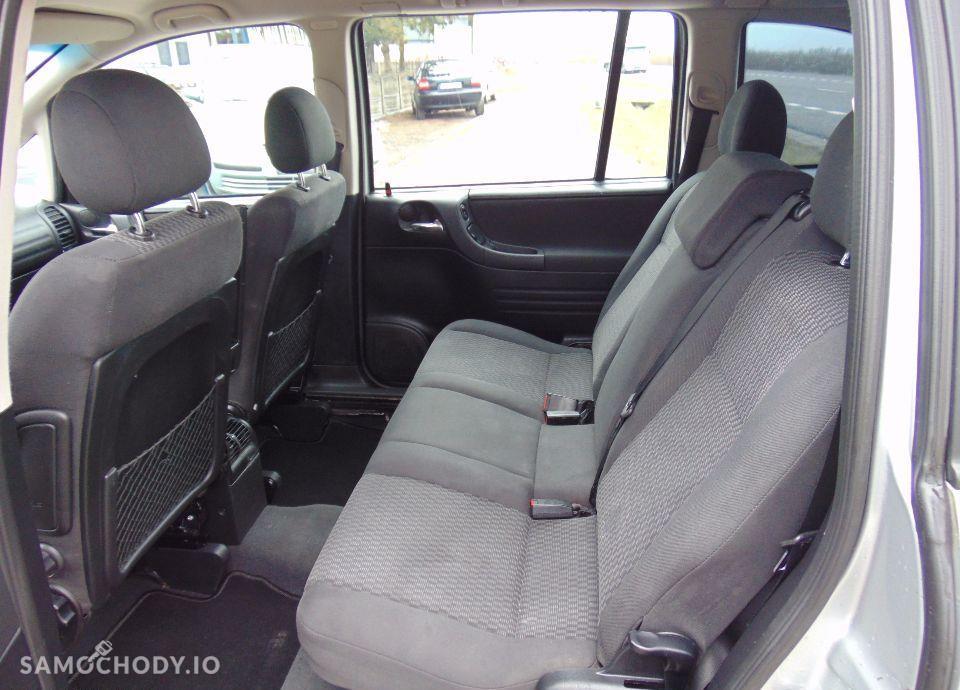 Opel Zafira 2.0 Diesel 7 foteli klima zadbany LIFT 92