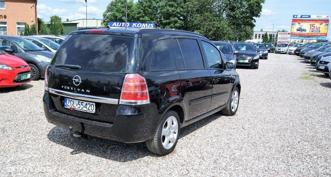 Opel Zafira 1.9CDTi/120KM! 7 osobowy! Nowy dwumas! 16