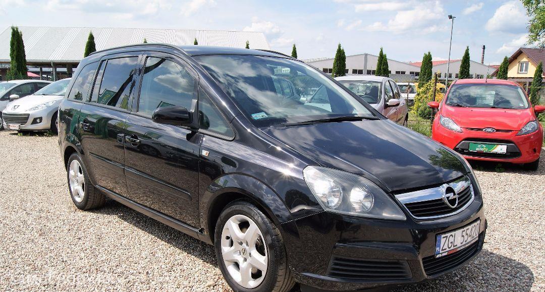 Opel Zafira 1.9CDTi/120KM! 7 osobowy! Nowy dwumas! 37