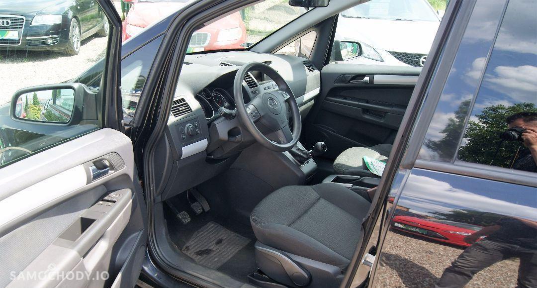 Opel Zafira 1.9CDTi/120KM! 7 osobowy! Nowy dwumas! 106