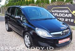 z miasta kościerzyna Opel Zafira 1,7 CDTI, 7 osobowy, Polecam