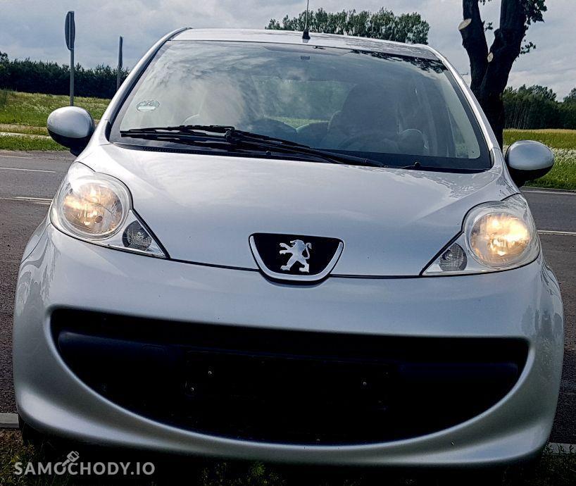 Peugeot 107 Przygotowany do Rej, Peugeot 107 w super stanie, klima, 1