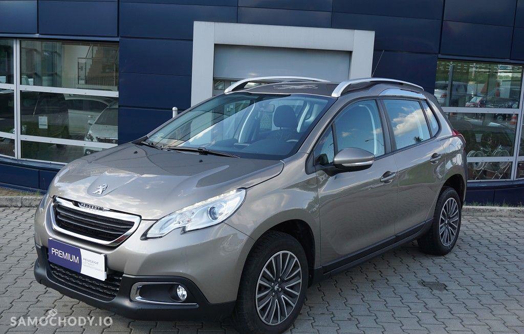 Peugeot 2008 Krajowy I Właściciel 1