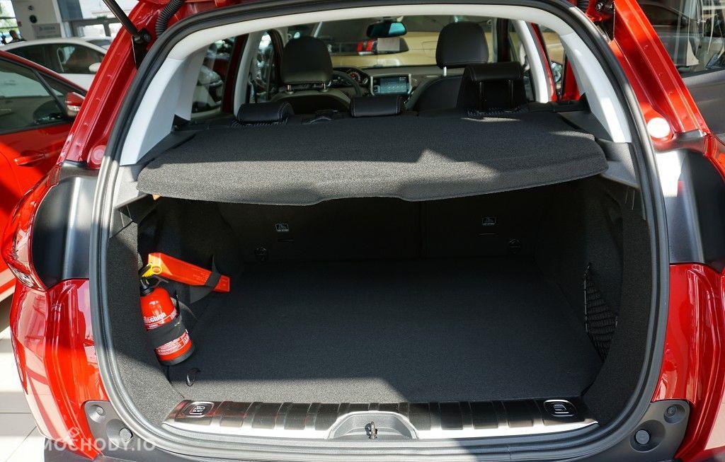 Peugeot 2008 ALLURE + 1,2 110 KM rok 2017 22
