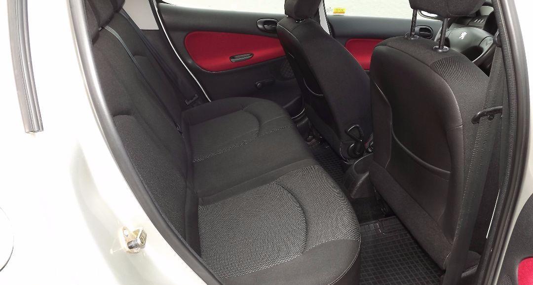 Peugeot 206 salon Polska, 1 włściciel 37
