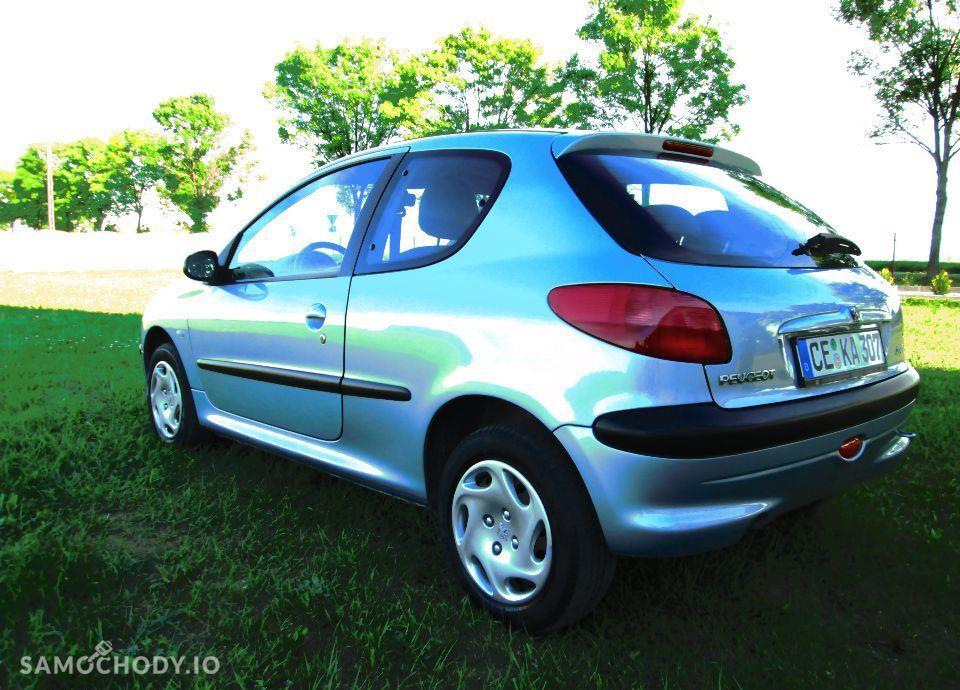 Peugeot 206 PEUGEOT 206 1.4i 75KM KLIMA z NIEMIEC Opłacony 2
