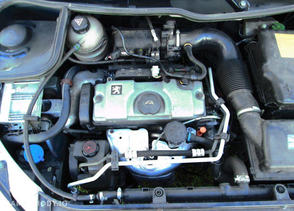 Peugeot 206 PEUGEOT 206 1.4i 75KM KLIMA z NIEMIEC Opłacony 79