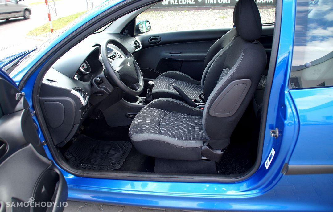 Peugeot 206 plus 1.2 Benzyna+1 Wł+Serwis+Stan BdB+ 37