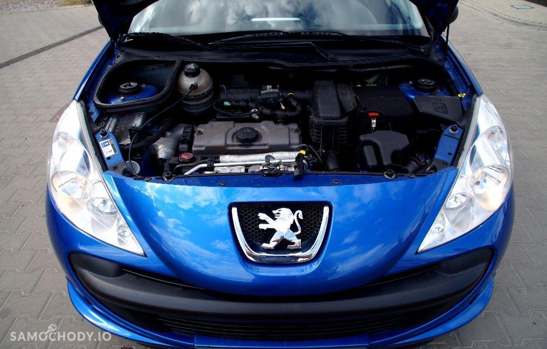 Peugeot 206 plus 1.2 Benzyna+1 Wł+Serwis+Stan BdB+ 56