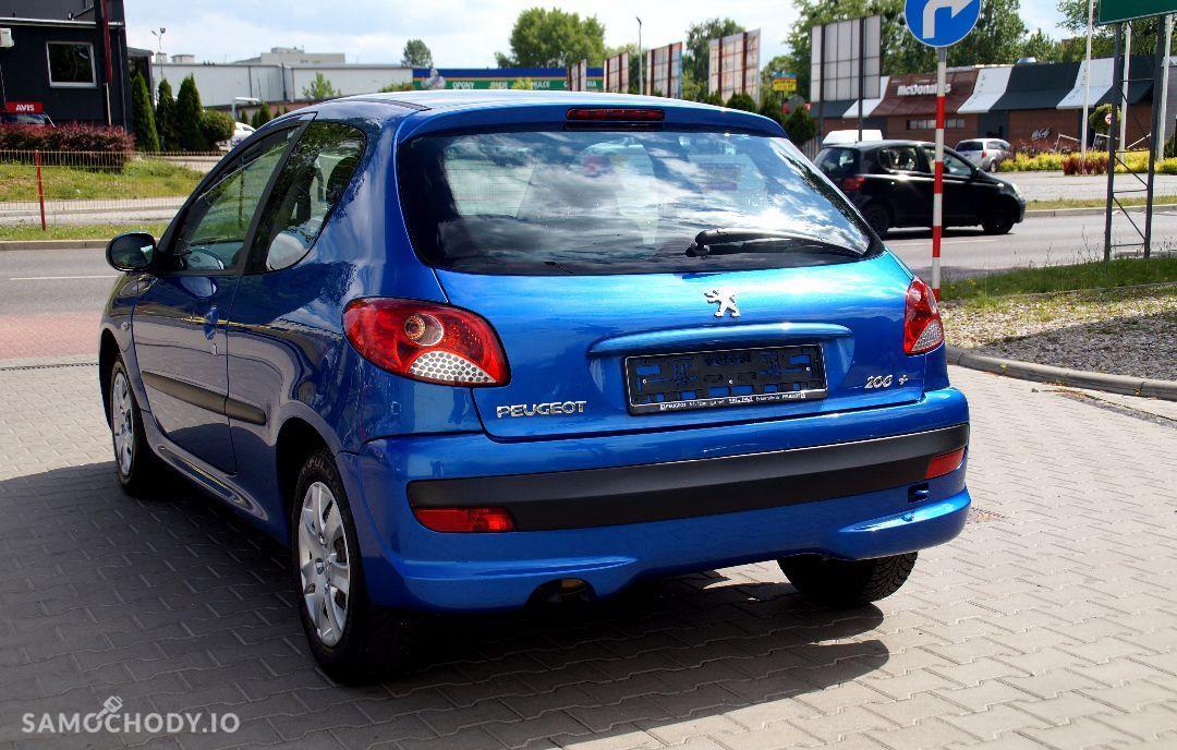 Peugeot 206 plus 1.2 Benzyna+1 Wł+Serwis+Stan BdB+ 7