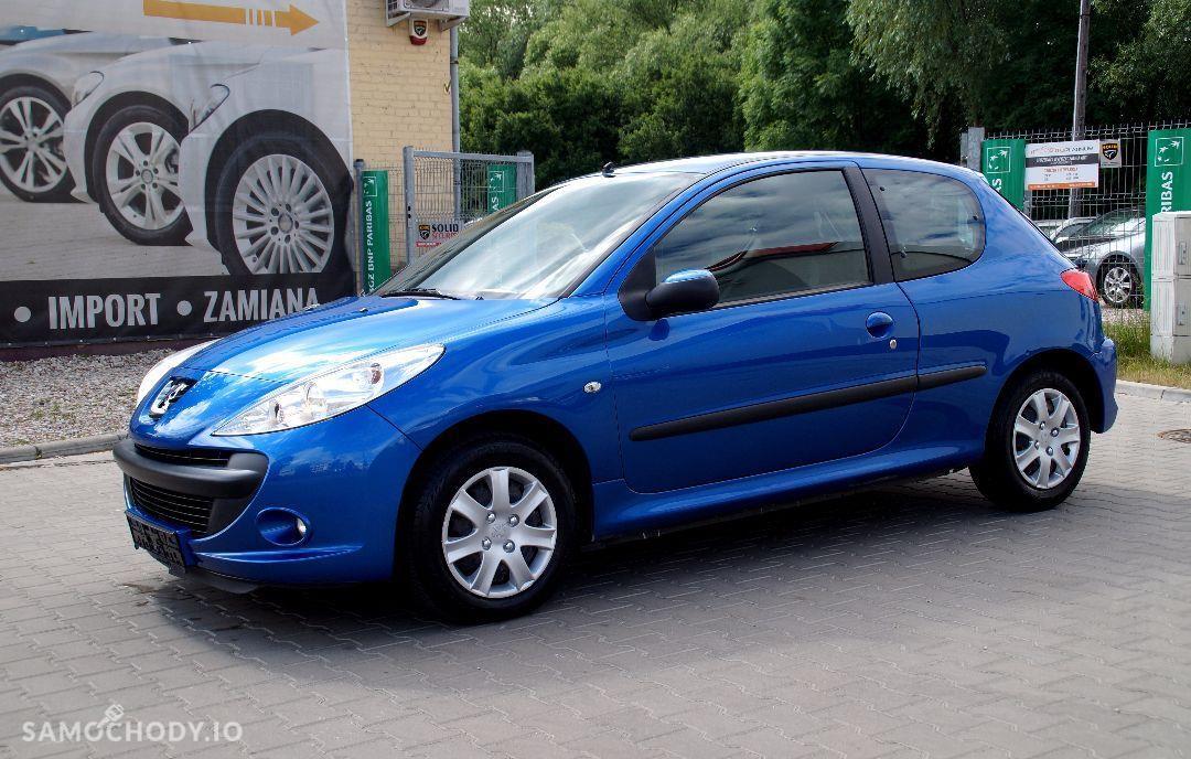Peugeot 206 plus 1.2 Benzyna+1 Wł+Serwis+Stan BdB+ 1