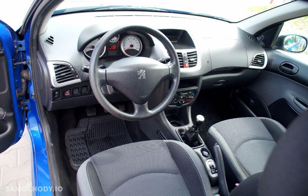 Peugeot 206 plus 1.2 Benzyna+1 Wł+Serwis+Stan BdB+ 46
