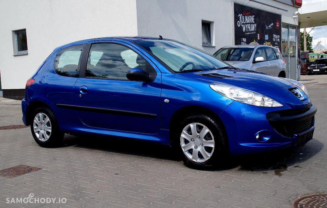 Peugeot 206 plus 1.2 Benzyna+1 Wł+Serwis+Stan BdB+ 2