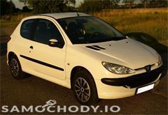 peugeot z województwa wielkopolskie Peugeot 206 1.4 HDI. Salon Polska.2007rok