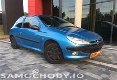 peugeot 206 Peugeot 206 1,4benzyna 75ps,KLIMA,sprowadzont,oplacon,stan dobry