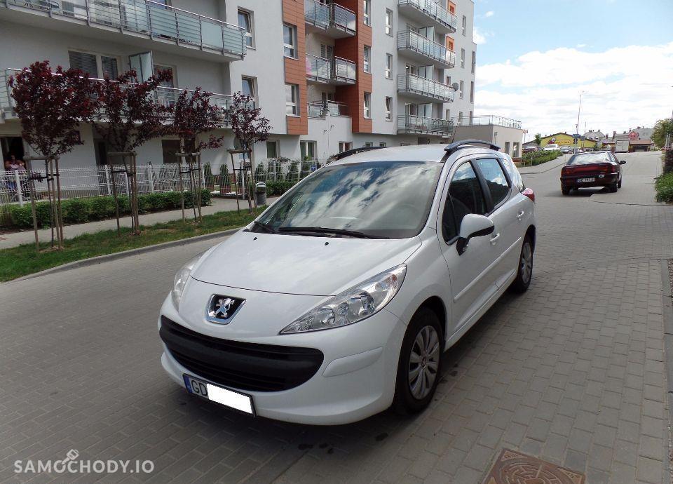 Peugeot 207 SW 1.6 Hdi 90KM Klimatyzacja/Tempomat/Komputer/Gwarancja 1