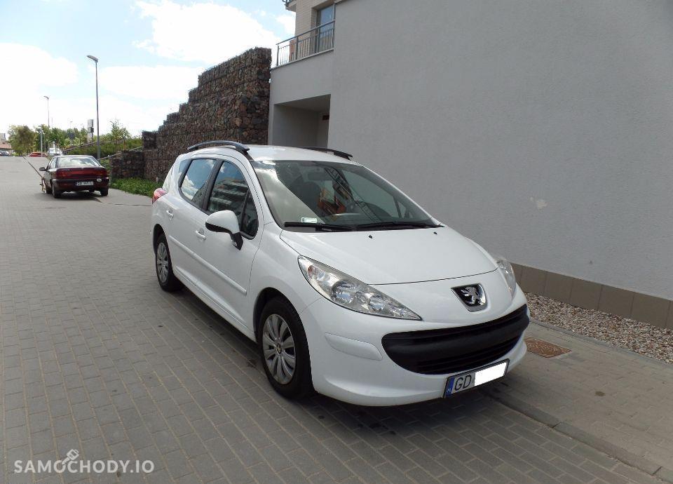 Peugeot 207 SW 1.6 Hdi 90KM Klimatyzacja/Tempomat/Komputer/Gwarancja 4