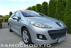 z miasta leszno Peugeot 207 Lift, Ledy, Klimatronic, 1,4hdi bez filtra DPF, dwumasy,Zarejestrowany