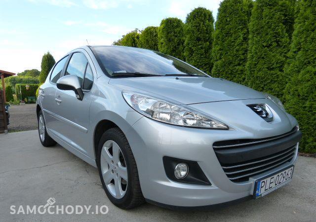 Peugeot 207 Lift, Ledy, Klimatronic, 1,4hdi bez filtra DPF, dwumasy,Zarejestrowany 1