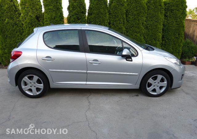 Peugeot 207 Lift, Ledy, Klimatronic, 1,4hdi bez filtra DPF, dwumasy,Zarejestrowany 16