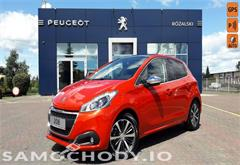 peugeot 208 Peugeot 208 Allure + Nav Panorama Pomarańczowy Orange Power